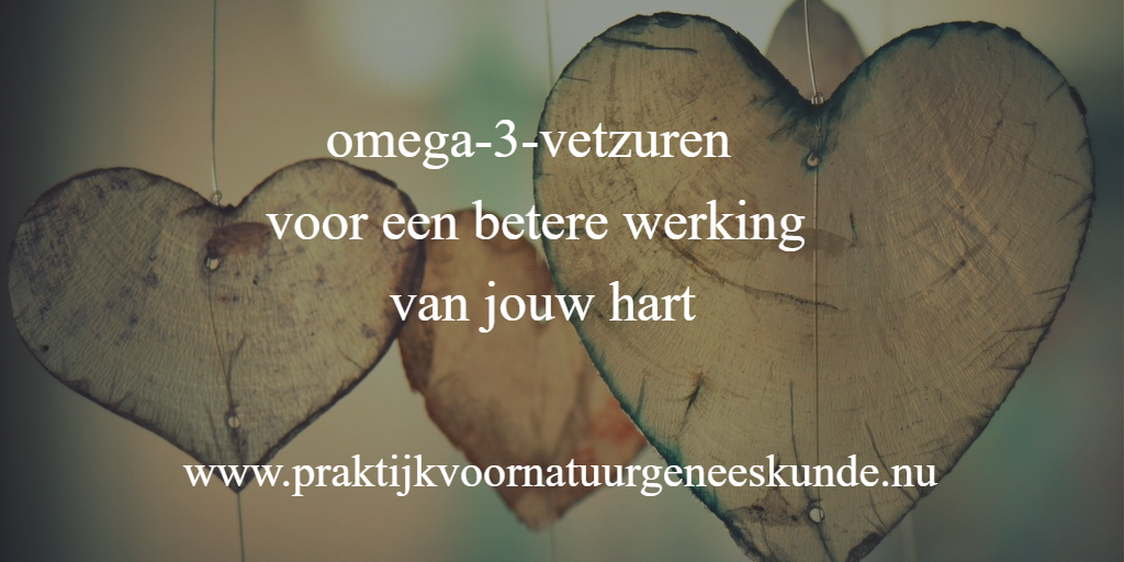 omega-3-vetzuren en hartinfarct